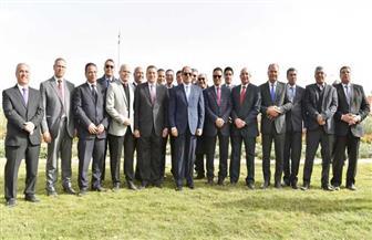 الرئيس السيسي يفتتح اليوم عددا من المشروعات القومية في مجال الإنتاج الحيواني بالفيوم