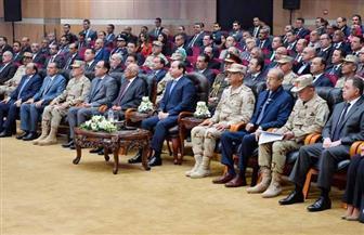 الرئيس السيسي يوجه الحكومة باستعادة كافة بحيرات الدولة للخدمة وتطويرها