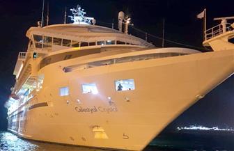 النقل: التنسيق لعودة خطوط السفن السياحية العالمية الكبرى إلي الموانئ المصرية