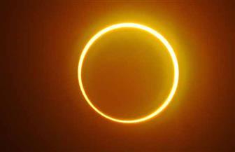 كسوف حلقي يسحر عشاق مراقبة الأجرام السماوية في الشرق الأوسط وآسيا | صور
