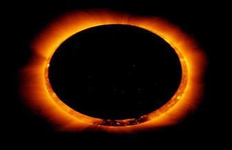 مغردون عبر تويتر يتداولون صورا لكسوف الشمس الحلقي من السعودية والإمارات| صور