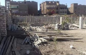 المحافظ: إزالة ١٢ حالة بناء مخالف خلال حملة بقرى مركز أسيوط |صور