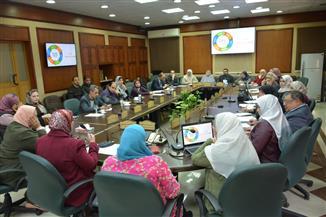 عميد صيدلة طنطا: خطة خمسية تحقيقا لاستراتيجية الدولة 2030