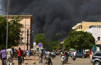 ماعت تدين الهجوم الإرهابي في بوركينا فاسو