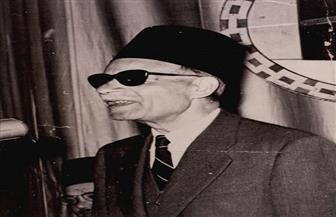 طه حسين والآباء المؤسسون للمدنية المصرية | صور