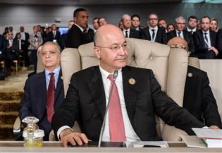 ننشر نص استقالة الرئيس العراقي برهم صالح للبرلمان