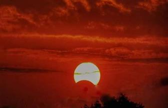 أبحاث الشمس: مصر رصدت نهاية الكسوف على سواحل البحر الأحمر |صور