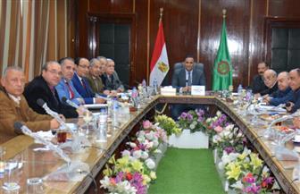 محافظ الدقهلية يجتمع بأعضاء مجلس النواب: نتعاون من أجل الارتقاء بمستوى الخدمات