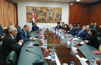 وفد صيني يزور مؤسسة الأهرام.. ويؤكد الرغبة في التعاون المشترك بمجال الإعلام