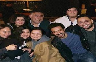 أبرزهم كندة علوش وأحمد رزق.. غادة عادل تحتفل بعيد ميلادها الـ45 برفقة نجوم الفن | صور