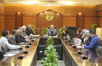 الأمين العام للأزهر يترأس اجتماع دعم الابتكار وريادة الأعمال | صور