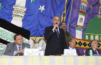 محافظ سوهاج يؤكد التسامح ونبذ العنف خلال مراسم صلح بين عائلتين