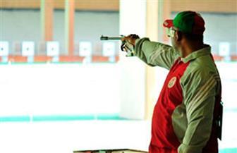 انطلاق منافسات المسدس بالبطولة العربية للرماية بالإمارات