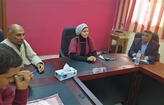 رئيسة مدينة سفاجا تناقش تفعيل دور لجنة المساءلة المجتمعية في برنامج تكافل وكرامة | صور