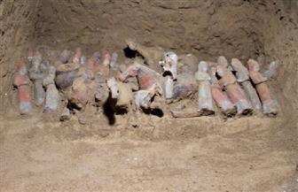 اكتشاف 57 مقبرة قديمة في جنوبي الصين