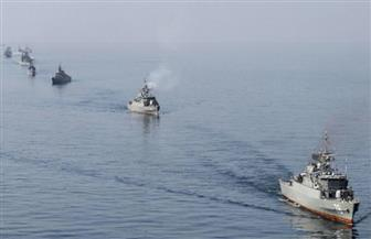 انطلاق أول مناورات بحرية بين إيران وروسيا والصين شمال المحيط الهندي