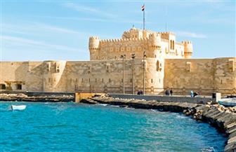 تعرف على حقيقة غرق مواقع أثرية في الإسكندرية نتيجة الطقس السيئ