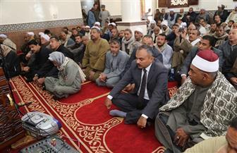 افتتاح مسجد «الرحمن الرحيم» بقرية الطويرات في قنا   صور
