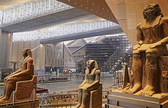 قناع «الفرعون الذهبي» على موعد مع «جينيس».. والسر فى أكواب القهوة | صور