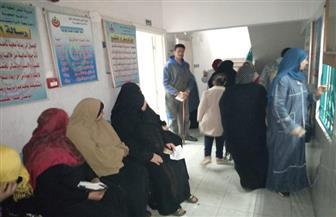«مستقبل وطن» بكفر الشيخ ينظم قافلة طبية لمواطني قرية شمشيرة في فوه | صور