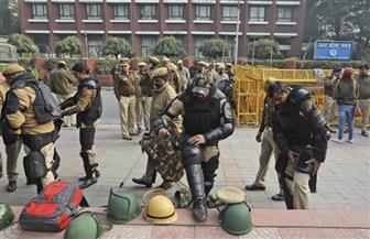 تكثيف الإجراءات الأمنية في الهند لاحتواء المظاهرات