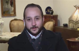 رحلة على كرسي متحرك.. محمد  السباعى من مريض إلى طبيب نفسي | فيديو