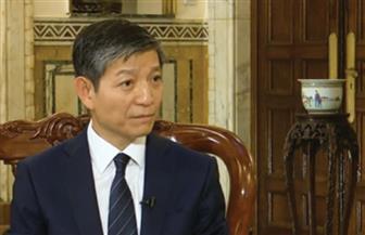 سفير الصين بمصر: شائعات تعذيب المسلمين غرضها تخريب العلاقات مع العالم الإسلامي | فيديو