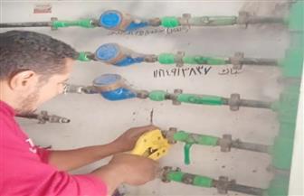 رئيس «مياه الفيوم»: مد وصلات مياه الشرب لعدد 2079 أسرة من «الأولى بالرعاية»