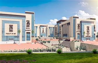 بدء الدراسة بجامعة الجلالة العام الدراسي الجديد
