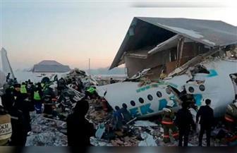 المفتي ينعى ضحايا تحطم الطائرة الكازاخية