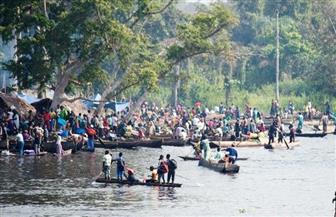 انتشال 20 جثة بعد الحادث على نهر كاساي في جمهورية الكونغو