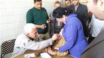محافظ أسيوط: قوافل طبية مجانية لأهالي أبوتيج بالتنسيق مع مؤسسة مصر الخير  صور
