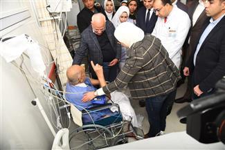 الانتهاء من إجراء 663 عملية بمستشفى النصر التخصصي في بورسعيد| صور