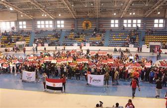 بمشاركة 717 لاعبا ولاعبة.. انطلاق ألعاب الأولمبياد الخاص بالقاهرة الكبرى