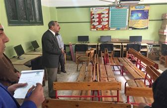 محافظ كفرالشيخ يتفقد عددا من المنشآت الطبية والتعليمية والخدمية في قلين | صور