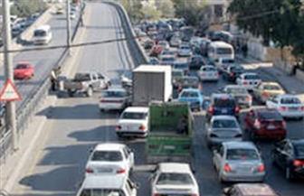 تحويلات مرورية لمدة 3 أشهر لإنشاء كوبري سيارات بالأميرية