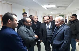 محافظ بورسعيد يزور مصابي حادث أتوبيس الاستثمار بمستشفى السلام ببورسعيد | صور