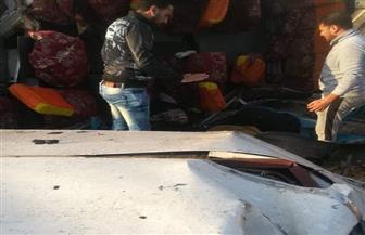 أسماء المتوفين والمصابين في حادث أتوبيس عمال بورسعيد| صور