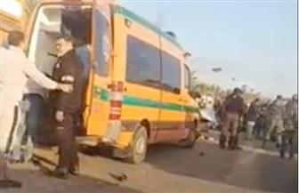 أمن بورسعيد: إنهاء إجراءات الدفن وتسليم جثث ضحايا حادث أتوبيس العمال لذويهم