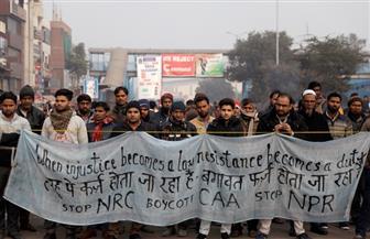 عزوف السياح عن زيارة تاج محل ومعالم هندية مع موجة الاحتجاجات المناهضة للحكومة | صور