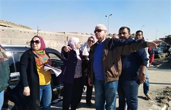المنطقة الجنوبية في القاهرة تتصدى لمخالفات البناء والتعدي على أملاك الدولة