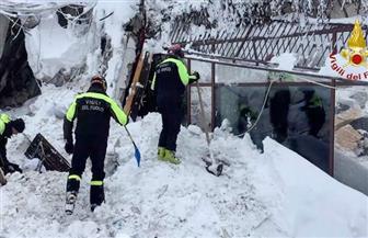 توقف عمليات البحث بعد انهيار جليدي في إيطاليا أسفر عن وفاة ثلاثة أشخاص