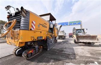 """تحويلات مرورية لمدة شهر لإجراء أعمال تطوير طريق """"الواحات – الفيوم"""""""
