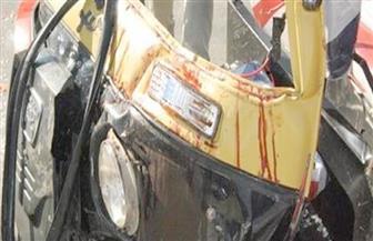 مجهولون يصيبون سائق توك توك بـ3 طلقات بأسوان