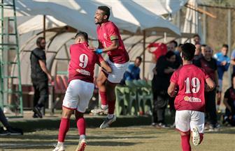 «شباب الأهلي» يفوز على المصري بثلاثية نظيفة في دوري الجمهورية