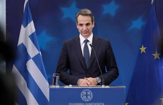 """رئيس الوزراء اليوناني يعلن حالة الإغلاق الوطني لاحتواء انتشار """"كورونا"""""""