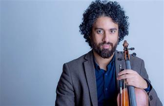 أحمد منيب يطلق أول ألبوماته في ألمانيا | صور