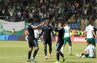 بيراميدز يفوز على المصري بهدفين مقابل هدف ويتصدر مجموعته بالكونفيدرالية   صور