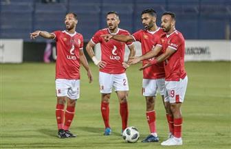 التعادل السلبي ينهي الشوط الأول بين الأهلي وبني سويف بكأس مصر