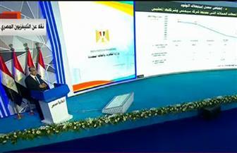 محمد شاكر: نقلة نوعية هائلة فى حجم الشبكة القومية للكهرباء